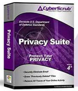برنامج CyberScrub Privacy Suite 5 1 1 104 لتزويد سرعة جهازك 500%