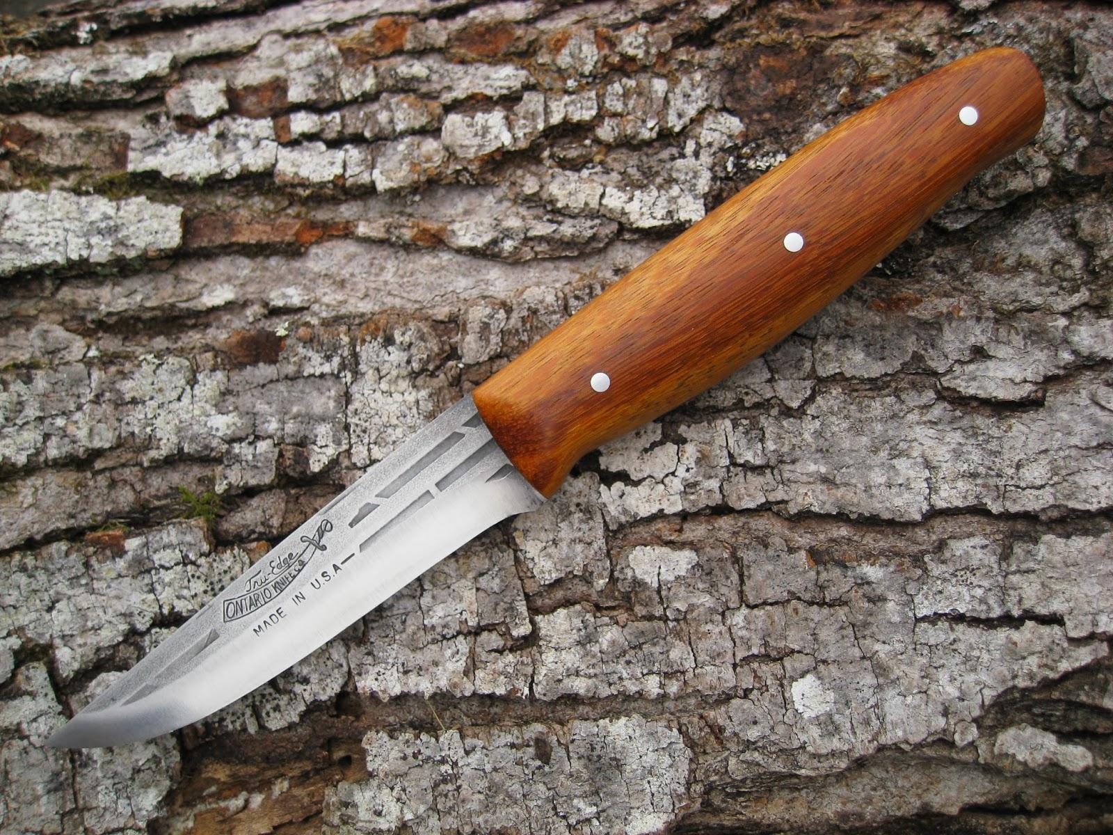 Jkl Knives Sold Jkl Knives Bushcraft Companion Prototype