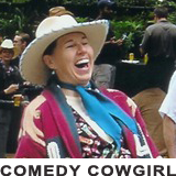 Comedy CowGirl Website