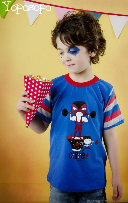 ropa niños yoposopo verano 2014