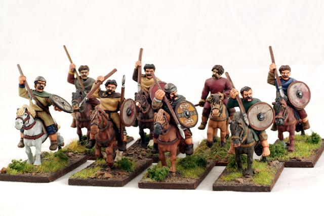 Gripping Beast Strathclyde Warriors for Saga