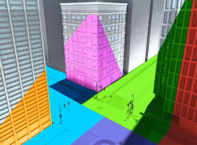 Architecturechicago Plus Vinyl Explosion Creates Color