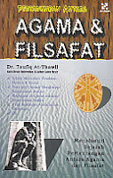 toko buku rahma: buku PERTARUNGAN ANTARA AGAMA & FILSAFAT, pengarang taufiq at thawil, penerbit al furqon