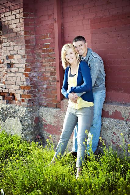 Christina + Kolby Engagements