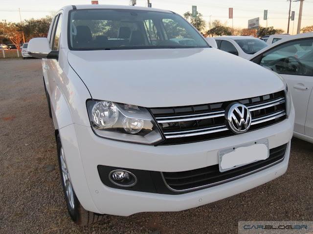 VW Amarok - teste quatro rodas