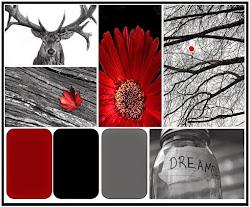September Mood Palette Challenge