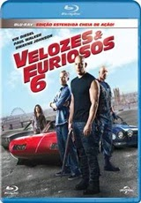 Velozes e Furiosos 6 720p e 1080p Bluray Dublado RMVB + AVI Dual Áudio BDRip Torrent