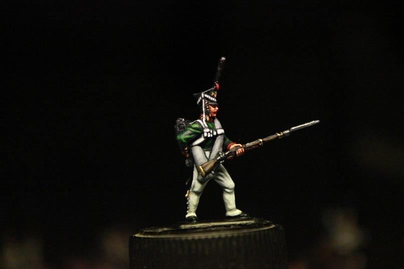 """Russian Grenadier """"Preobrazhensky Life Guard regiment""""Zvezda 21"""