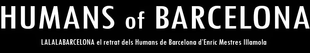 Humans of Barcelona