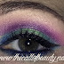 Make Up Tutorial - Colorful Look