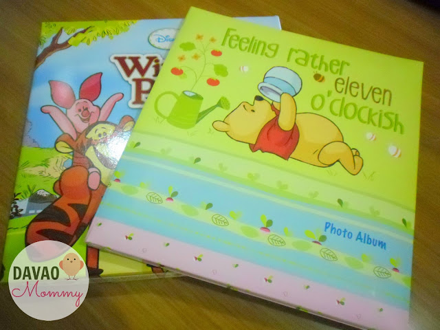 Winnie the Pooh Baby Photo Album