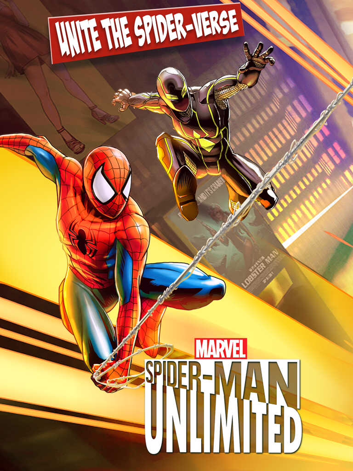 Spider-Man Unlimited Free App Game By Gameloft