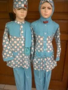 Foto gambar model baju anak muslim cowok gaul terbaru Foto baju gamis anak muda terbaru
