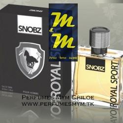 Foto de Perfumes SNOBZ n°15