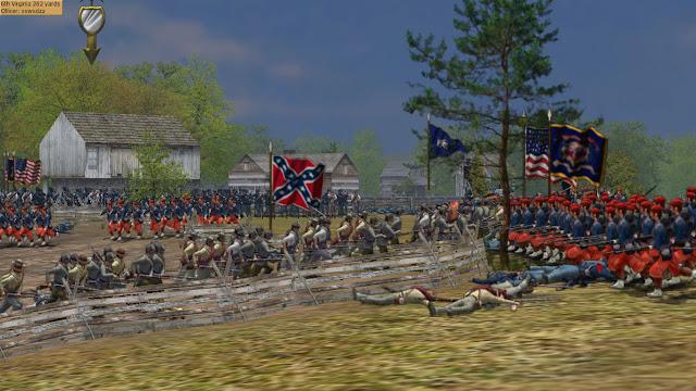 Pour les Fans de ACW => Scourge of War an American Civil War grand tactical wargame 1