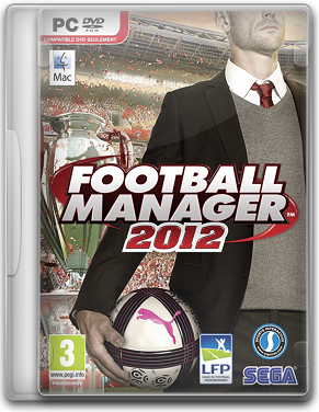Capa Football Manager 2012   PC (Completo) + Crack