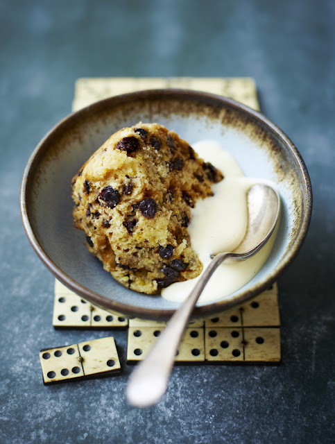 british food spotted dick