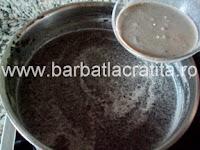 Supa crema de ciuperci preparare reteta