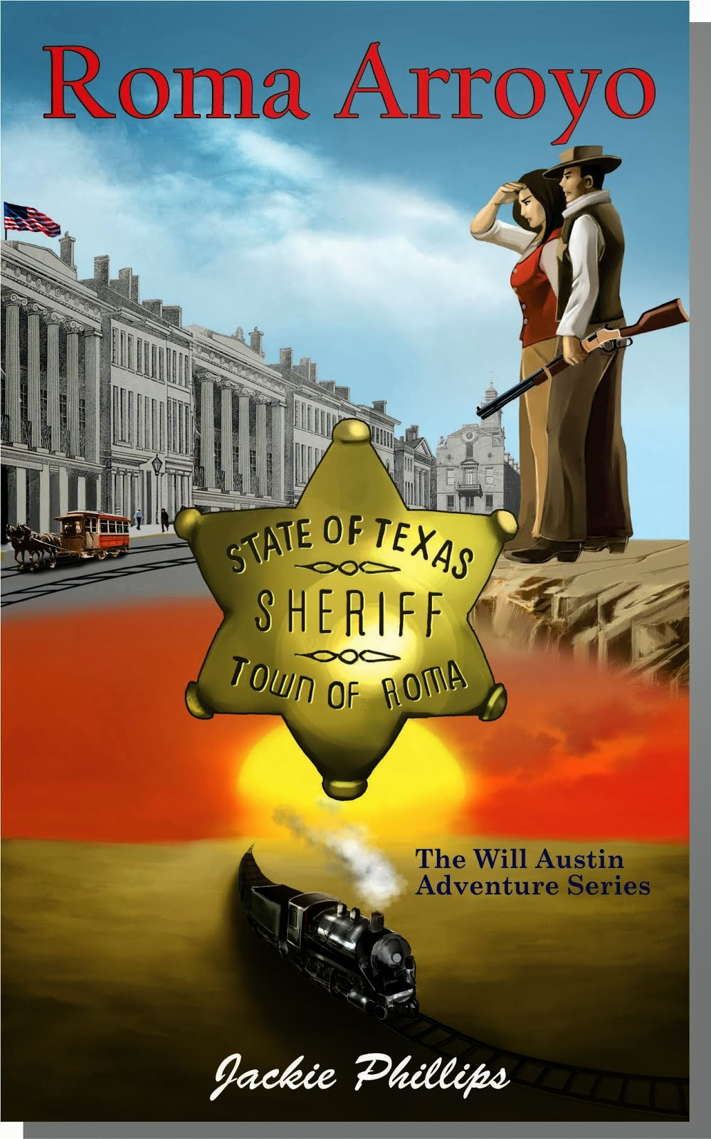 """Roma Arroyo"" First in the Will Austin Adventure Series!"