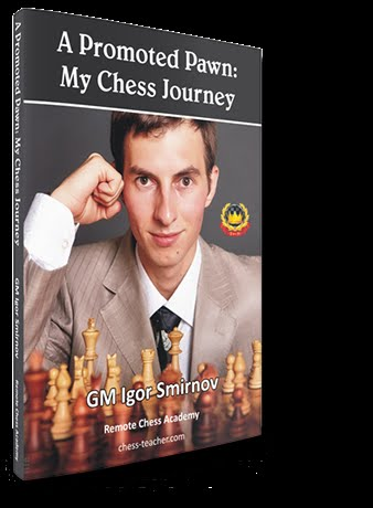 New Book by GM Igor Smirnov