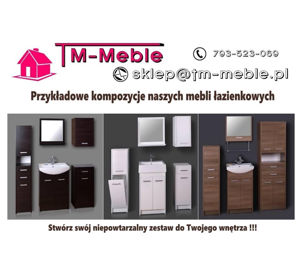 Meble do łazienki od producenta z Gdańska