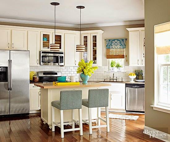 16 cocinas de sue o mi casa inventada for Cocinas bonitas y practicas