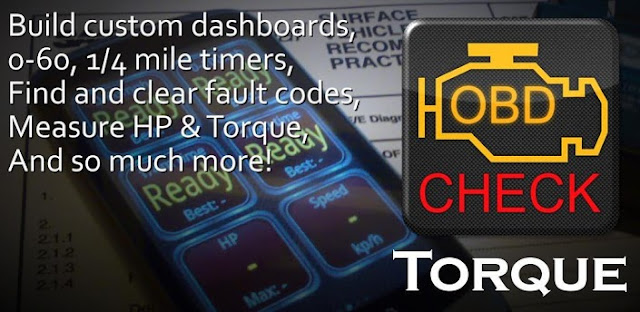 Torque Pro (OBD 2 &amp; Car) v1.6.24 Apk App