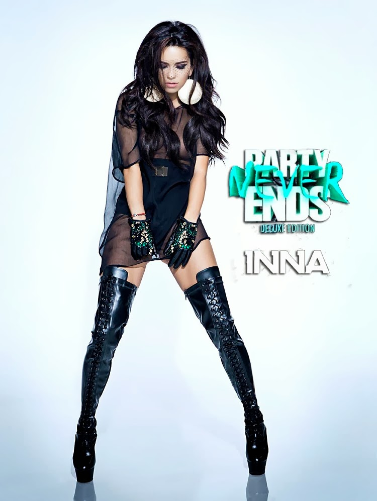 Inna-Party Never Ends 2014