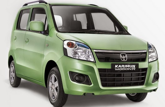 Gambar Suzuki Karimun Wagon 2015
