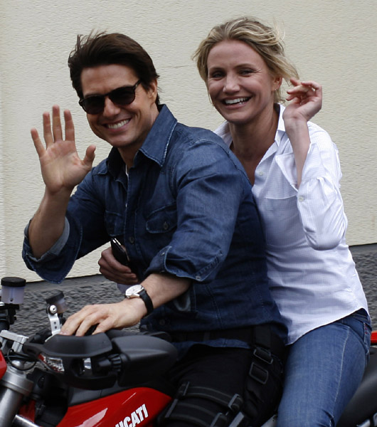 hot wallpaper tom cruise knight and day movie