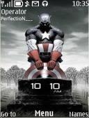 Tema Nokia C3 Captain America