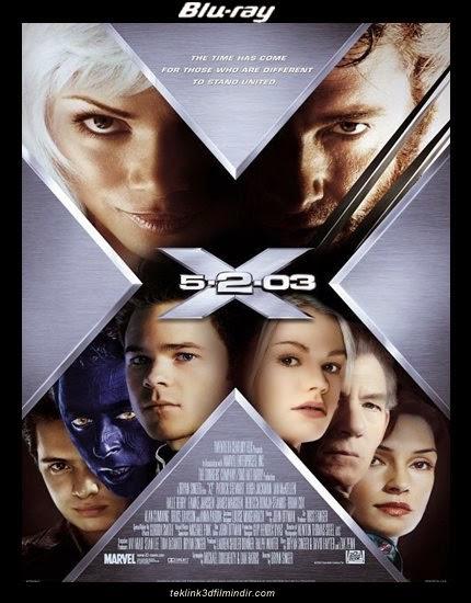 X-Men 2: X2 (2003) afis