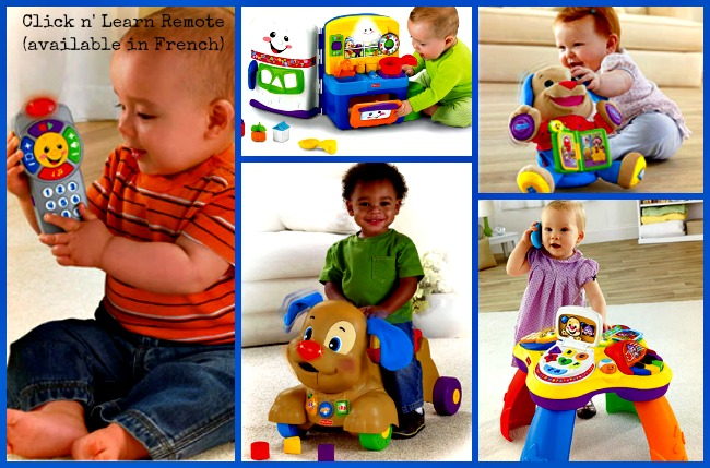 best fisher price toys for toddlers
