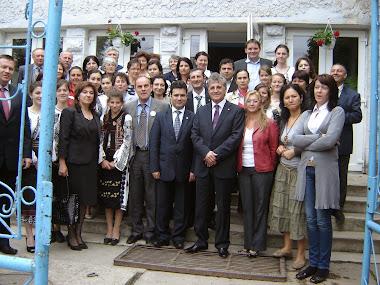 Ministrul Educației, Dl Remus Pricopie, Ministrul Ap. Naț., Dl.Mircea Dușa...la Subcetate