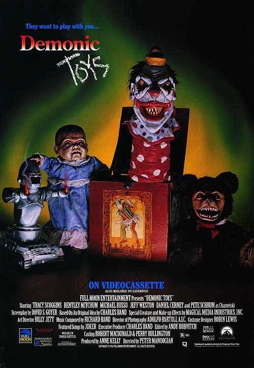 Demonic toys 1992