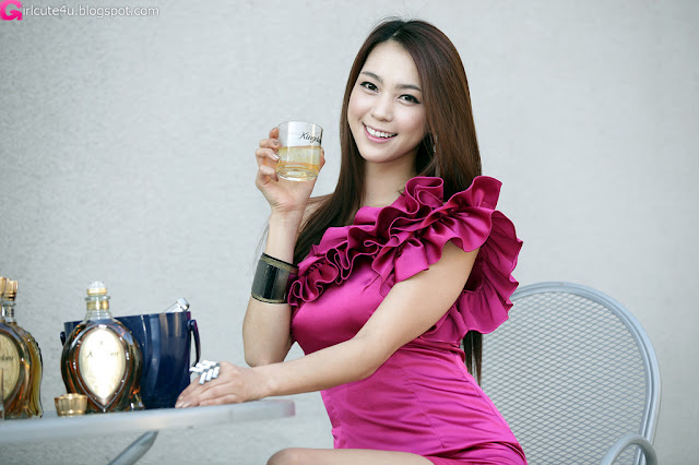 2 Ju Da Ha for Kingdom Whisky-very cute asian girl-girlcute4u.blogspot.com