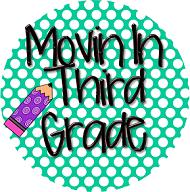Movin In Third Grade