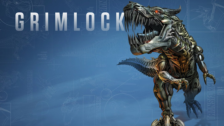 Grimlock Dinobot Transformers 4