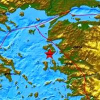 Δεύτερος σεισμός «ταρακούνησε» τη Λέσβο