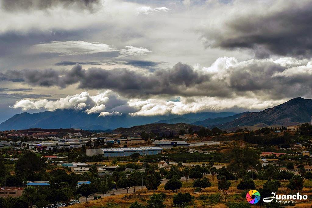 Fotografía de Nubes - Serranía de Ronda