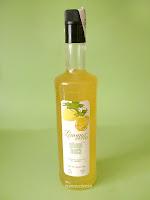 botella de limoncello