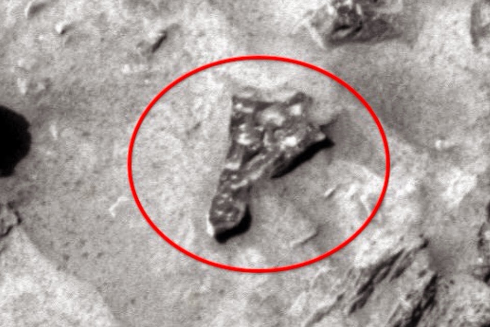 alien base on mars - photo #11
