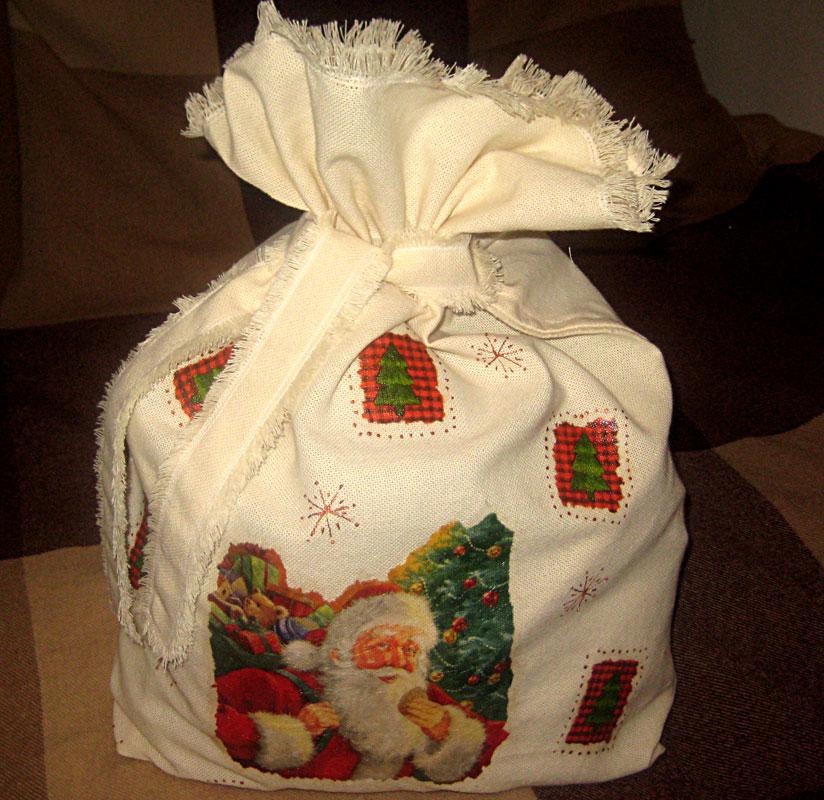 Оригинальные мешочки для подарков своими руками 49