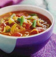 la Soupe au pistou le top de soupe d'été