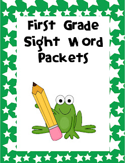 sight fun 6  packets, word activity the packets for contain which sight children word activities to