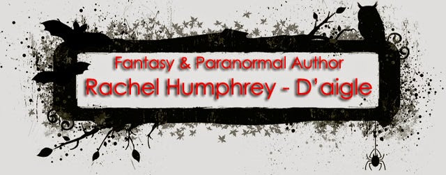 Fantasy and Paranormal Author Rachel Humphrey - D'aigle