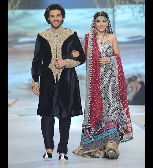 Ahsan khan wedding