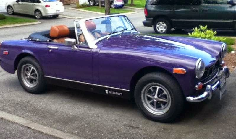 blogs Mg midget