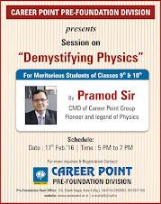 Session on Physics