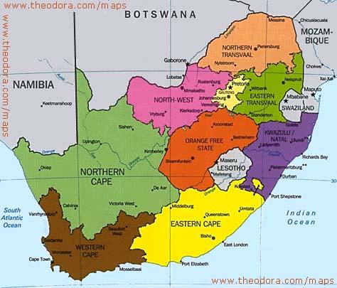Casa africa sudafrica ieri l 39 apartheid e la riconquista for Sud africa immagini